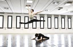 Le combat des anges with Claudio Coviello and Marco Agostino, photo by Brescia e Amisano Teatro alla Scala (4)