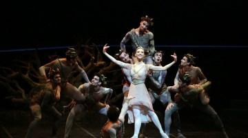Sylvia with Martina Arduino and company, photo Brescia e Amisano Teatro alla Scala
