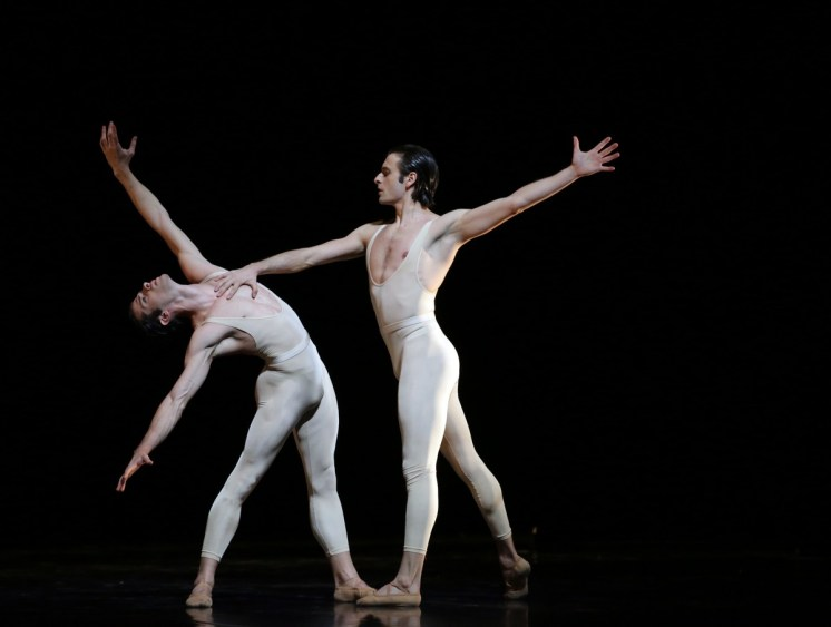 09 Le combat des anges Claudio Coviello, Marco Agostino, photo by Brescia e Amisano, Teatro alla Scala