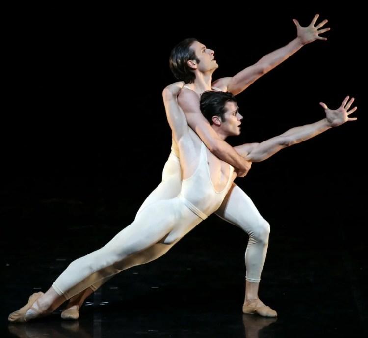 10 Le combat des anges Claudio Coviello, Marco Agostino, photo by Brescia e Amisano, Teatro alla Scala