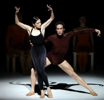 20 Kammerballett Alessandra Vassallo, Gabriele Corrado, photo by Brescia e Amisano, Teatro alla Scala