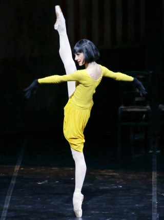 32 Le Jeune homme et la Mort Nicoletta Manni, photo by Brescia e Amisano, Teatro alla Scala