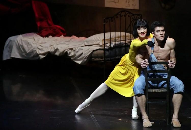 37 Le Jeune homme et la Mort Nicoletta Manni, Roberto Bolle, photo by Brescia e Amisano, Teatro alla Scala