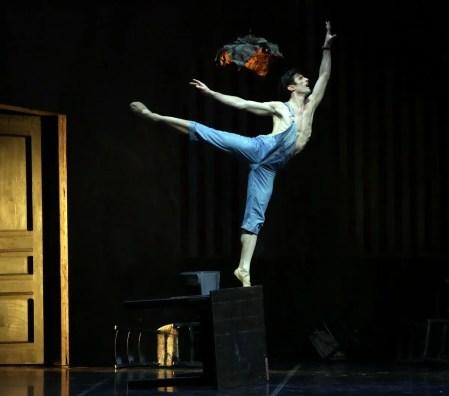 Le Jeune homme et la Mort, Nicola Del Freo, photo Brescia e Amisano Teatro alla Scala (4)