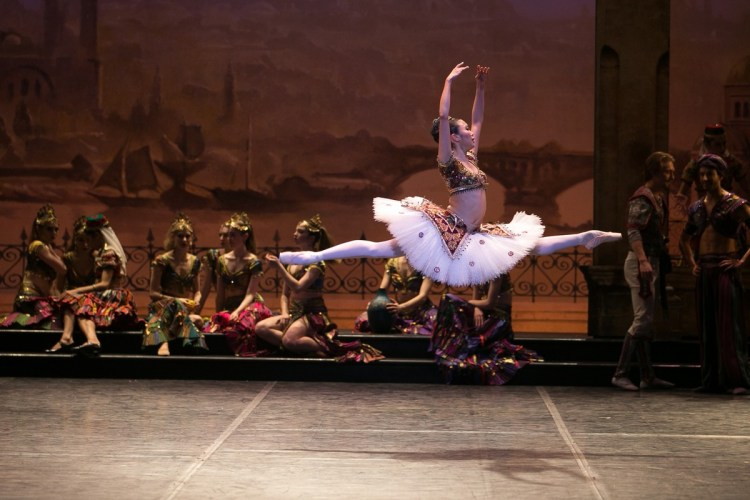 03 English National Ballet in Le Corsaire with Shiori Kase @ Dasa Wharton