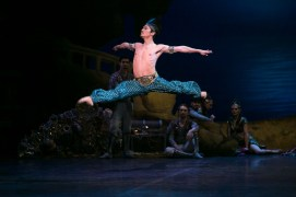 11 English National Ballet in Le Corsaire with Jeffrey Cirio @ Dasa Wharton