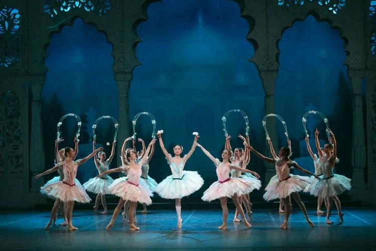 21 English National Ballet in Le Corsaire with Erina Takahashi and Francesco Gabriele Frola @ Dasa Wharton