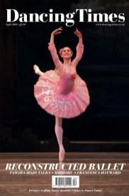 Dancing Times April 2014