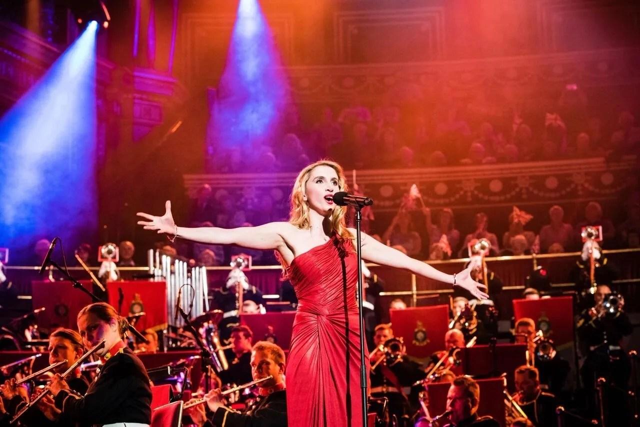 Mountbatten Festival of Music Royal Albert Hall 2016