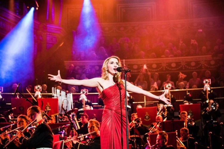 Mountbatten Festival of Music Royal Albert Hall 2016