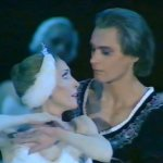 Natalia Makarova and Konstantin Zaklinsky in Swan Lake Act 2 adagio 3 1