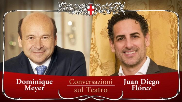 Dominique Meyer talks to Juan Diego Flórez