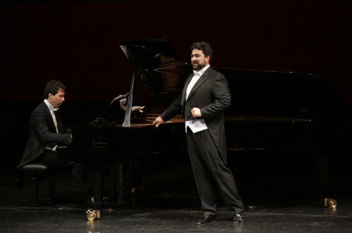 Michele Gamba and Fabio Capitanucci photo byt Marco Brescia, Teatro alla Scala