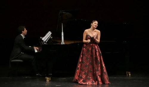 Michele Gamba and Federica Guida photo by Marco Brescia, Teatro alla Scala