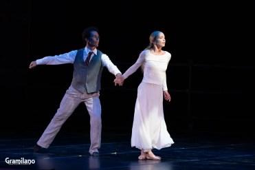 Silvia Azzoni and Alexander Ryabko in Nocturnes © Graham Spicer