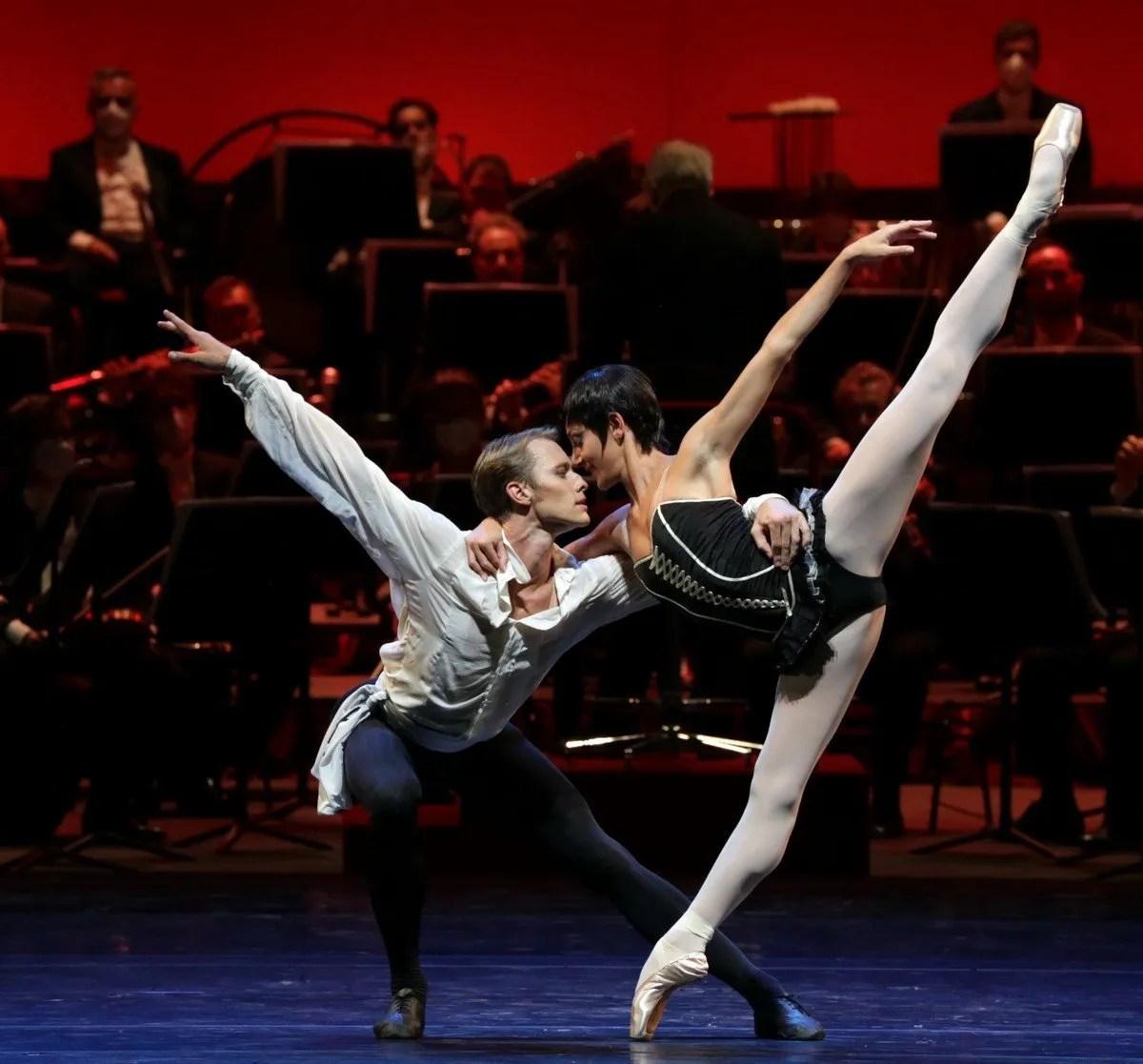 Ballet Gala - Carmen - Nicoletta Manni and Timofej Andrijashenko, photo by Brescia e Amisano Teatro alla Scala-01
