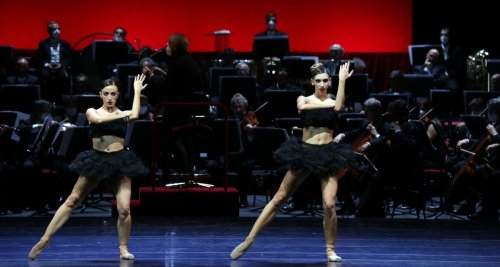 Ballet Gala - Do a duet - Antonella Albano and Maria Celeste Losa, photo by Brescia e Amisano Teatro alla Scala-01