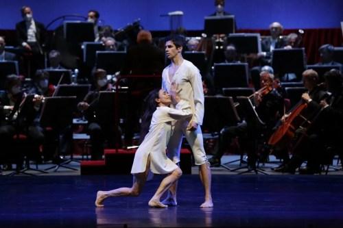 Ballet Gala - Le Parc - Alessandra Ferri Federico Bonelli, photo by Brescia e Amisano Teatro alla Scala