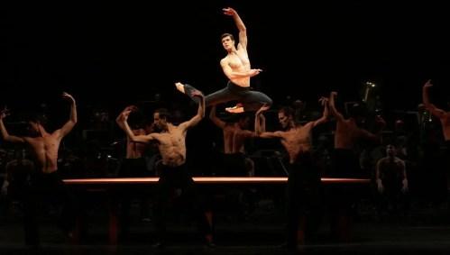 Ballet Gala - Roberto Bolle - Boléro, photo by Brescia e Amisano Teatro alla Scala
