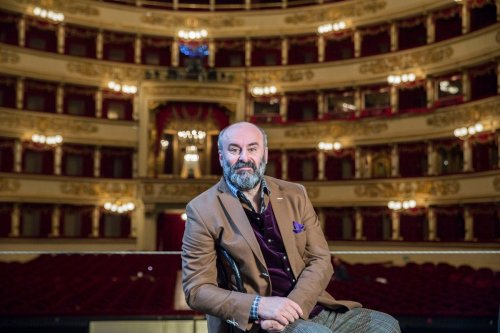 Davide Livermore, photo by Brescia e Amisano © Teatro alla Scala