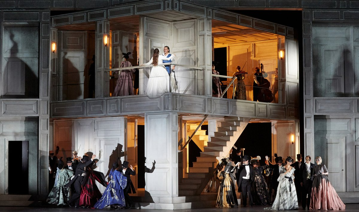 Don Giovanni at the Royal Opera House September 2019