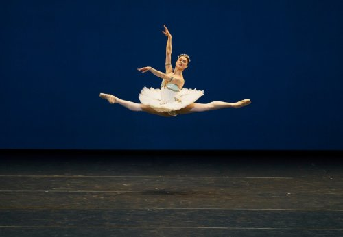 Marianela Nunez in Le Corsaire, Royal Ballet Live, photo Emma Kauldhar ROH 2020