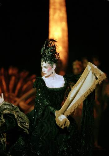 Marion Tait as Carabosse photo Bill Cooper