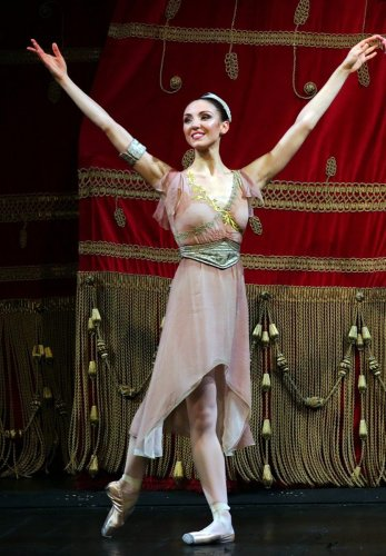 Martina Arduino, photo by Brescia e Amisano © Teatro alla Scala
