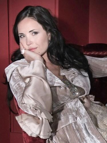 Sonia Yoncheva, photo Nathalie Gabay