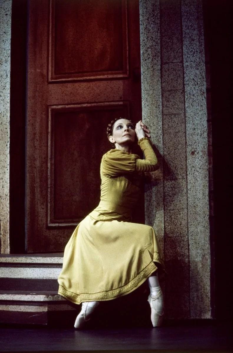 The Pillar of Fire - Marion Tait as Hagar - photo Bill Cooper