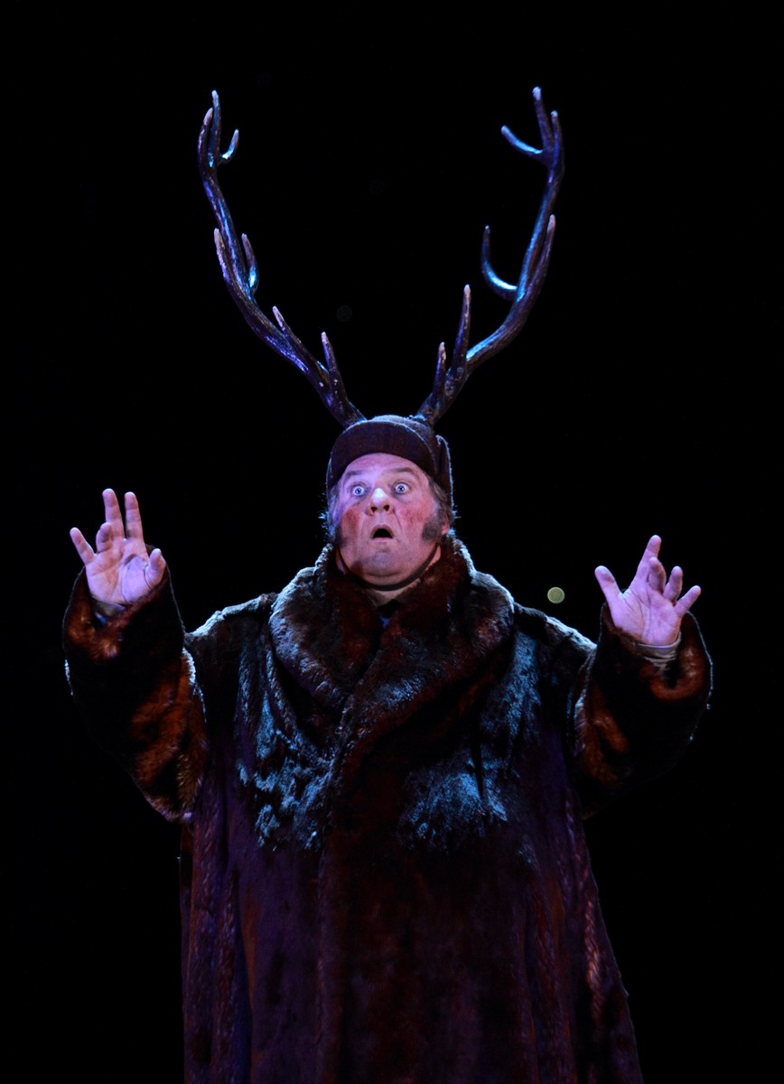 Falstaff. Bryn Terfel as Sir John Falstaff © ROH, 2018. Photographed by Catherine Ashmore. (2)