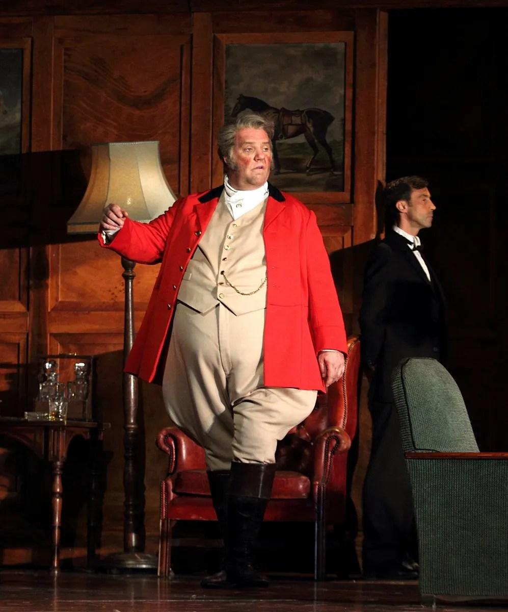 Falstaff. Bryn Terfel as Sir John Falstaff. © ROH, 2018. Photographed by Catherine Ashmore. (2)