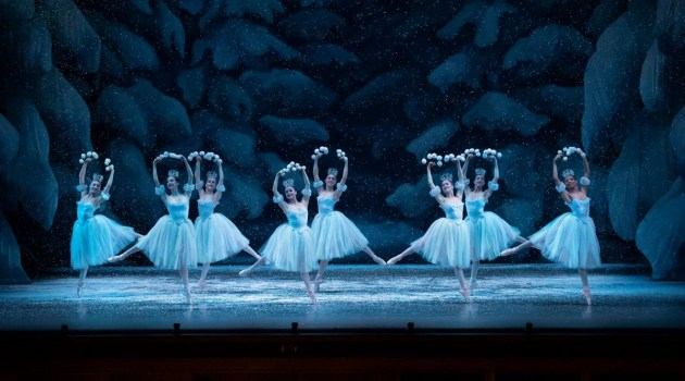 New York City Ballet's The Nutcracker © Erin Baiano