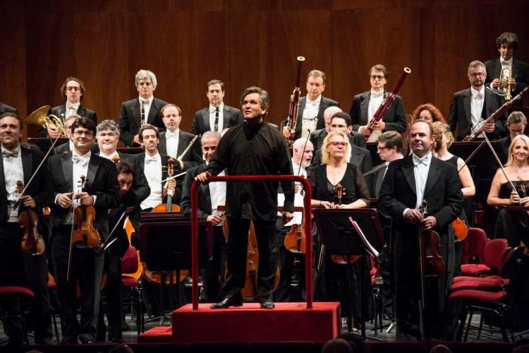 Orchestra dell'Accademia Nazionale di Santa Cecilia  Direttore: Antonio Pappano