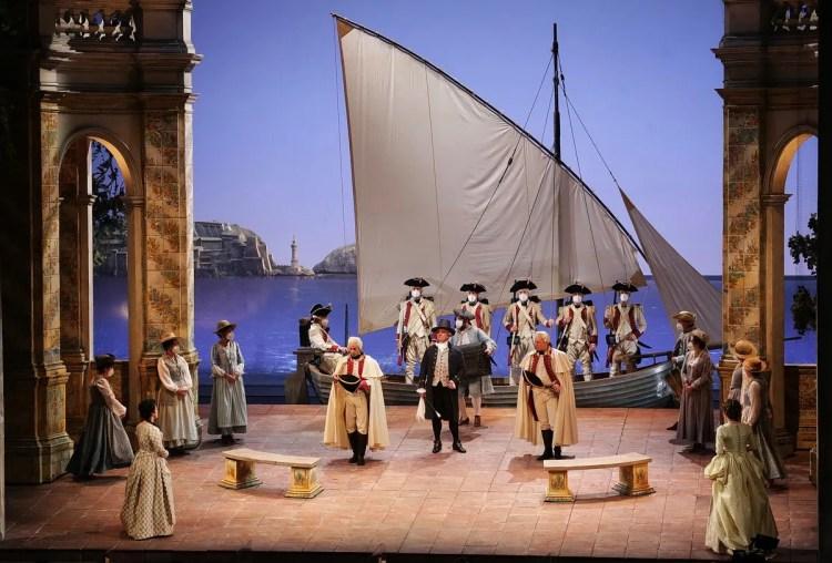 Così fan tutte, photo by Brescia e Amisano © Teatro alla Scala - 05