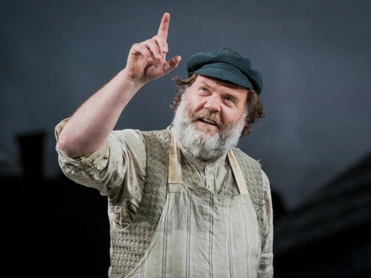 Bryn Terfel in Grange Park Opera's Fiddler on the Roof