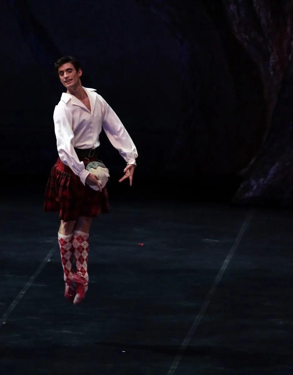 La Sylphide with Nicola Del Freo, photo by Brescia e Amisano © Teatro alla Scala-01