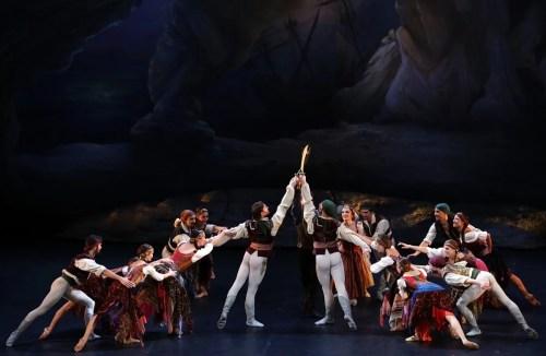 Le Corsaire photo by Brescia e Amisano ©Teatro alla Scala