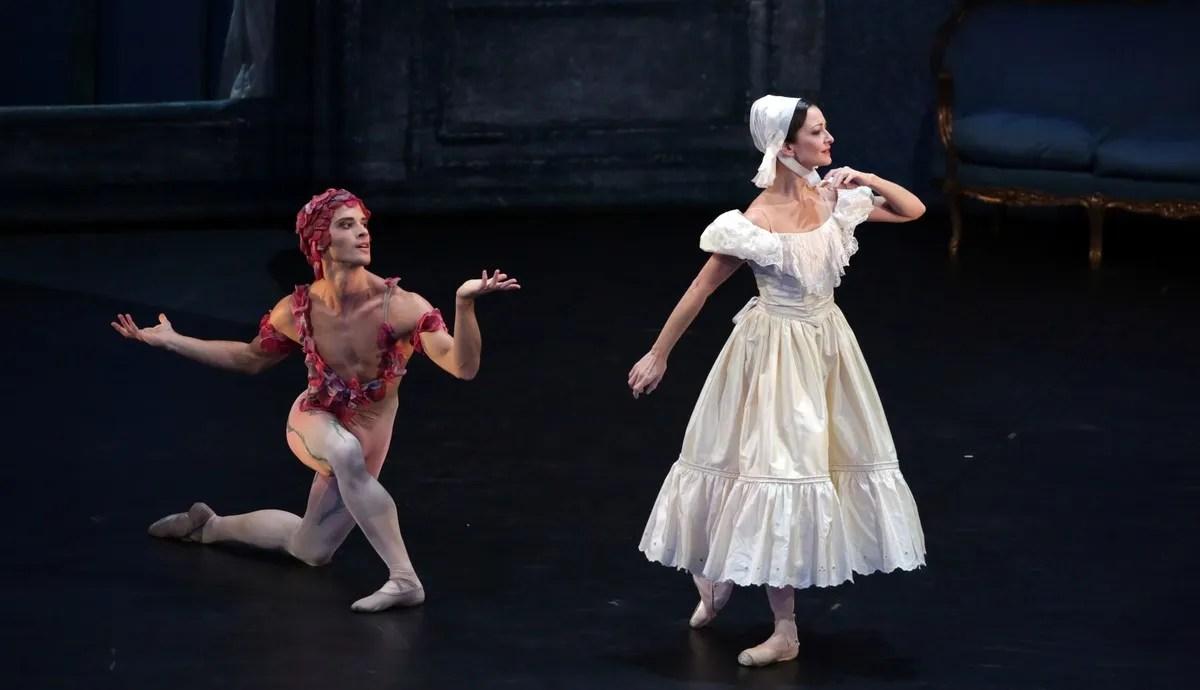 Le Spectre de la rose with Emanuela Montanari and Claudio Coviello, photo by Brescia e Amisano © Teatro alla Scala