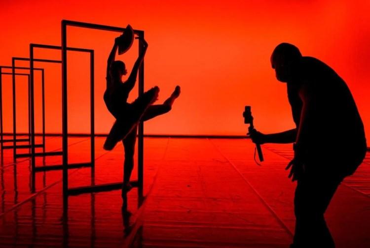 Lithuanian National Opera and Ballet TikTok video