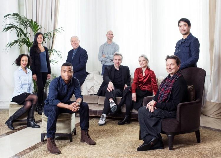 Prix de Lausanne Jury 2021 © AlinePaley