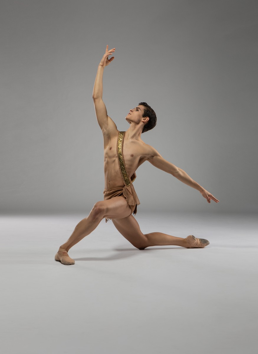 Antonio Casalinho in Diana and Acteon. Photo by Nikita Alba - 01