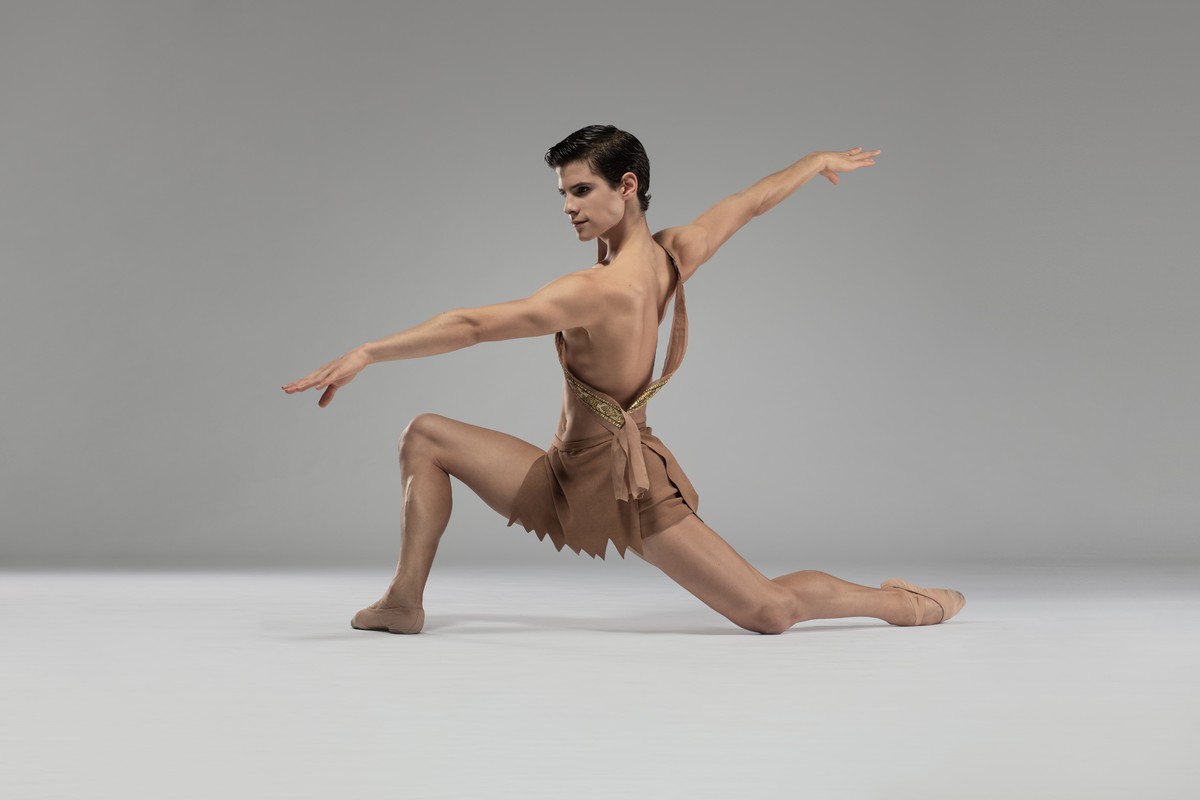 Antonio Casalinho in Diana and Acteon. Photo by Nikita Alba - 04