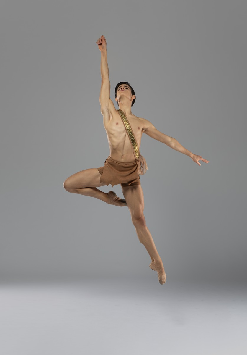 Antonio Casalinho in Diana and Acteon. Photo by Nikita Alba - 06