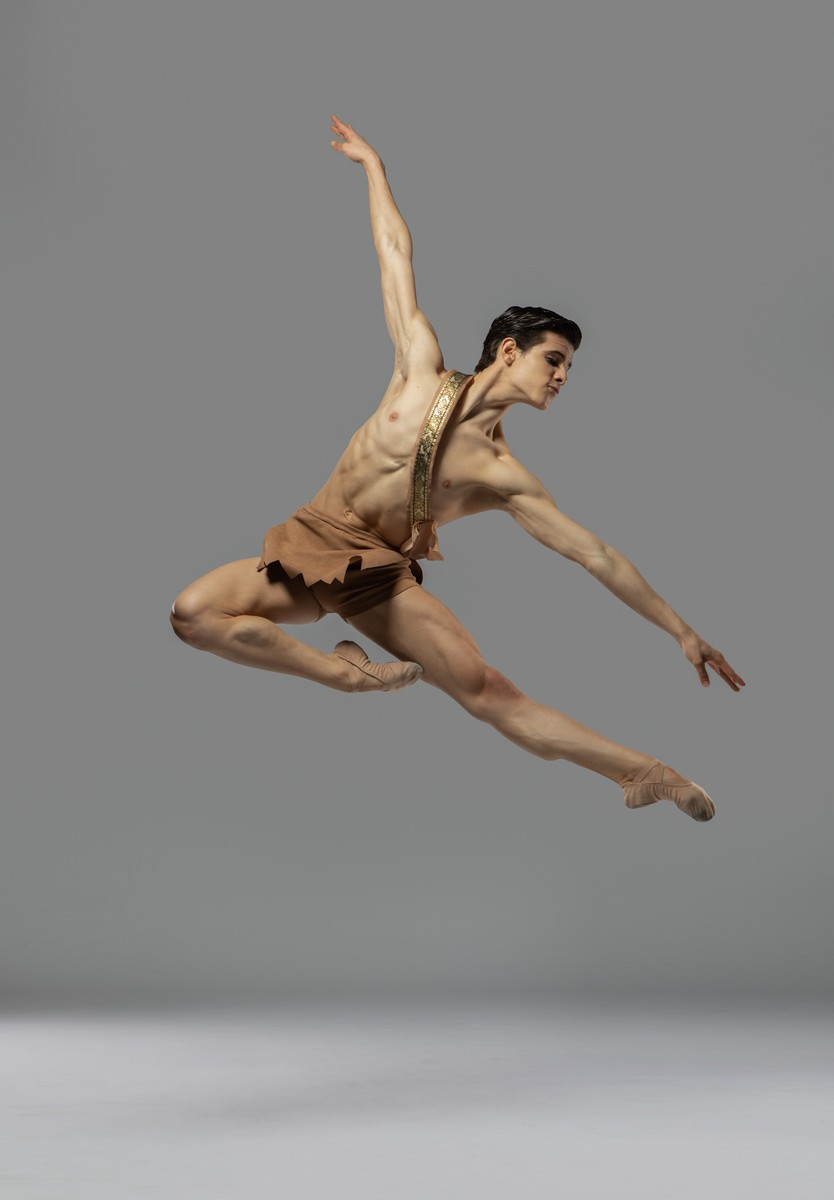 Antonio Casalinho in Diana and Acteon. Photo by Nikita Alba - 07