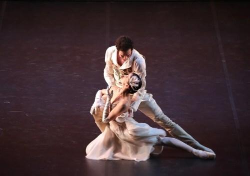 Cinderella - Alessandra Vassallo, Gabriele Corrado, photo by Brescia e Amisano ©Teatro alla Scala
