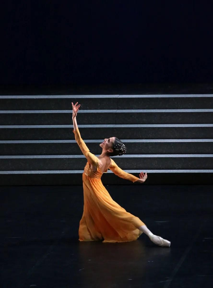 Romeo and Juliet - Vittoria Valerio, photo by Brescia e Amisano ©Teatro alla Scala