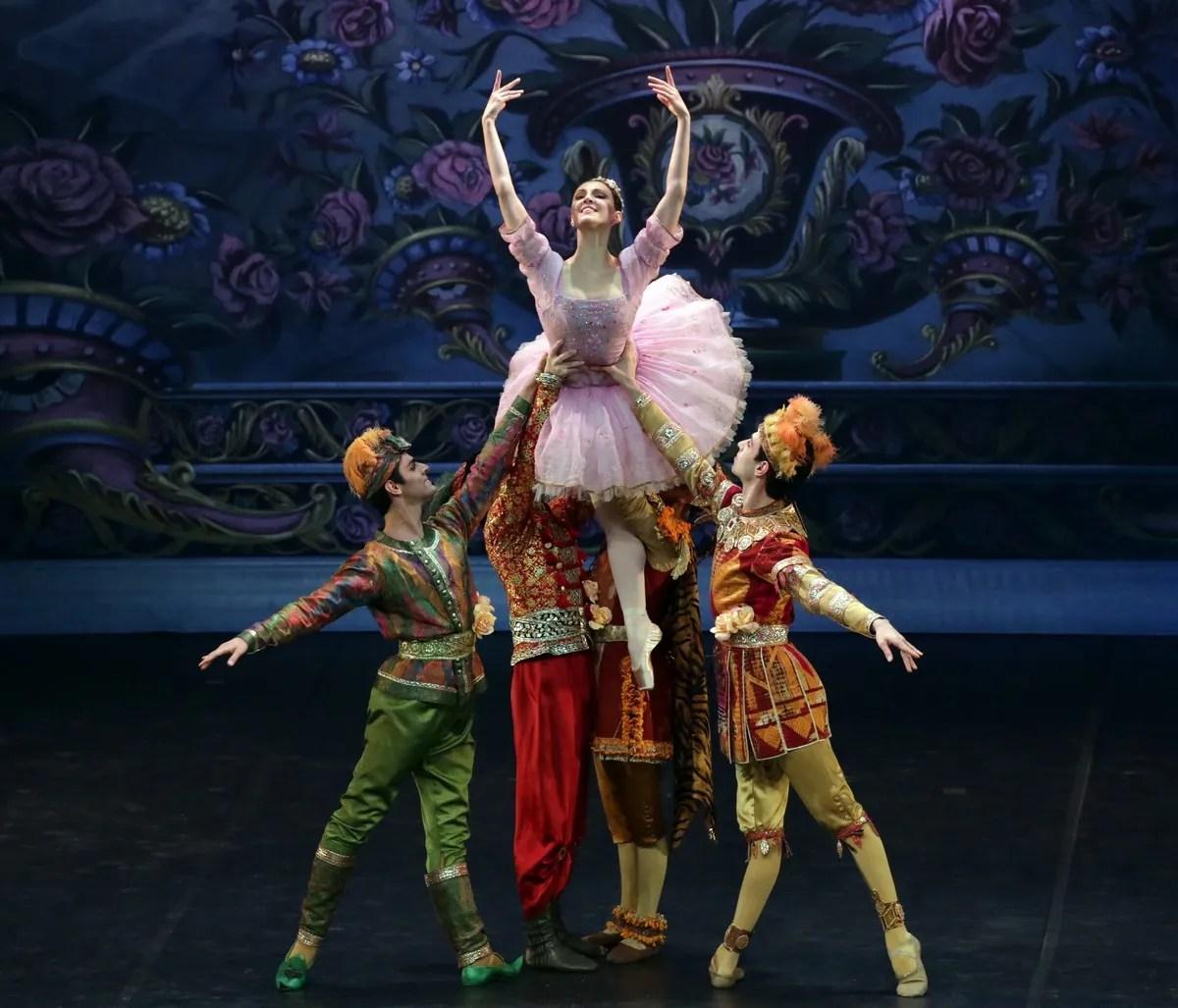 Sleeping Beauty - Martina Arduino, Starace, Caporaletti, Zeni, Garon, photo by Brescia e Amisano ©Teatro alla Scala