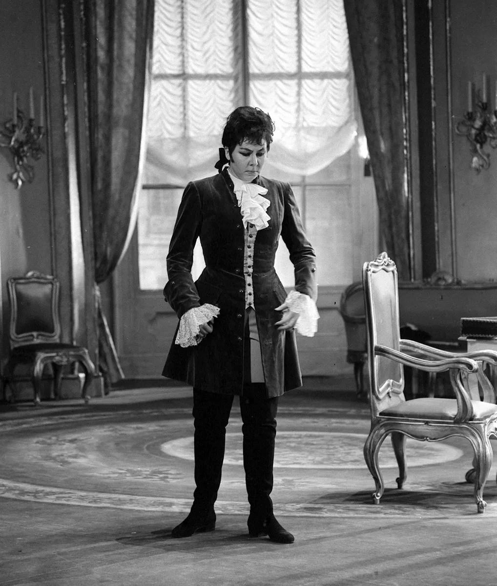 1961 Der Rosenkavalier, photo by Erio Piccagliani © Teatro alla Scala-02