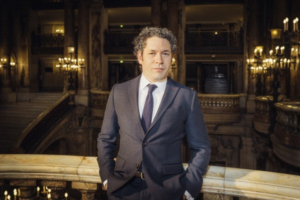 Gustavo Dudamel to become Music Director of The Paris Opera for six seasons